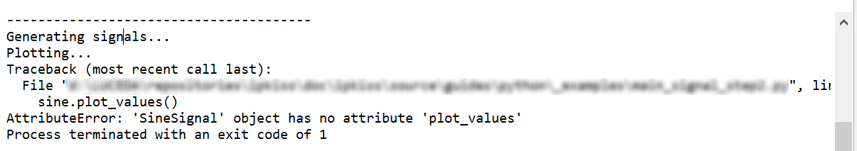 Introduction to Python — IPKISS 3 1 documentation